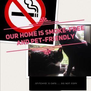 Pet Friendly and Smoke Free